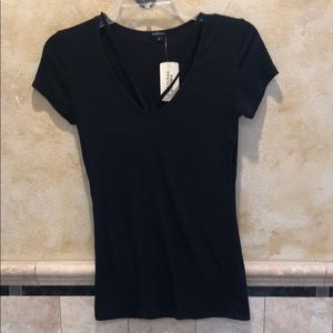 Forever 21 Ambiance Black Shirt NWT